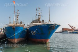 Chinese companies see subsidies cancelled and permits removed for illegal fishing in West Africa.jpg